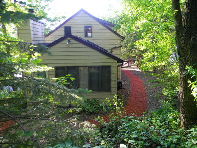 Plymouth Single Family Home For Sale: N7343 County Rd J