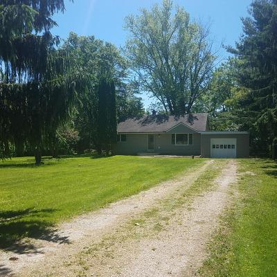 Oconomowoc Single Family Home Active Contingent With Offer: W125 Madison Ave