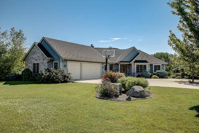Muskego Single Family Home Active Contingent With Offer: W150s8162 Harvest Ct