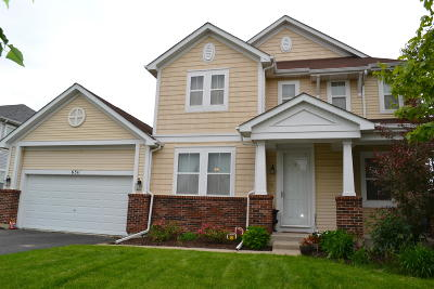 Kenosha Single Family Home Active Contingent With Offer: 6311 105th Ave