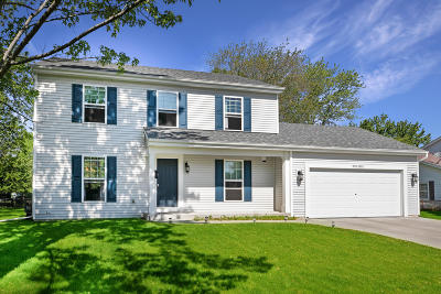 Menomonee Falls Single Family Home Active Contingent With Offer: W173n8911 Apple Blossom Ln