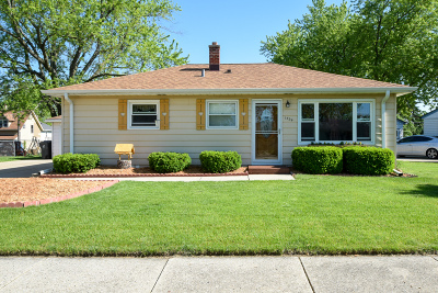 Waukesha Single Family Home Active Contingent With Offer: 1334 Santa Monica Cir