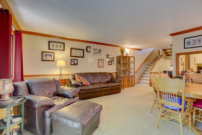 Condo/Townhouse Active Contingent With Offer: 4659 S Woodland Dr