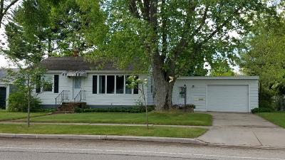Menominee Single Family Home Active Contingent With Offer: 2619 18th Ave