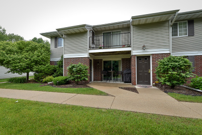 Germantown Condo/Townhouse Active Contingent With Offer: N110w16906 Ashbury Ln #5