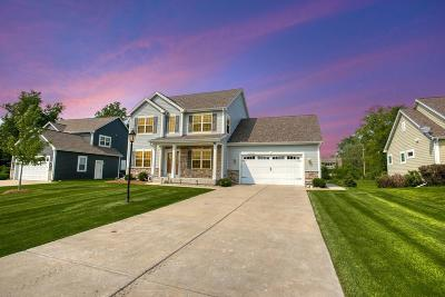Single Family Home Active Contingent With Offer: N28w24390 Single Tree Ct