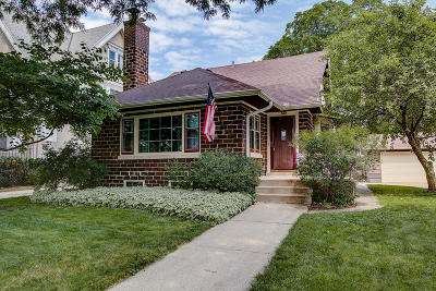 Single Family Home For Sale: 2112 N 64th St