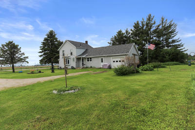Elkhorn Single Family Home For Sale: N7530 County Rd H