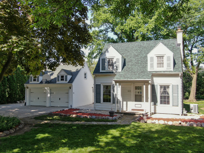 Wauwatosa Single Family Home Active Contingent With Offer: 4645 N 105th St