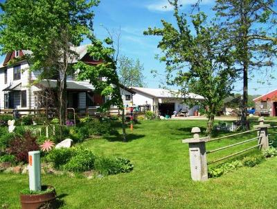 Belgium Single Family Home For Sale: 5510 Hwy B