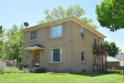West Allis Two Family Home Active Contingent With Offer: 2001 S 74th St