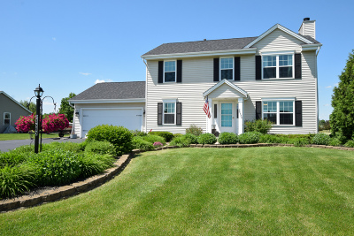 Waterford Single Family Home Active Contingent With Offer: 28640 Sunflower Ln