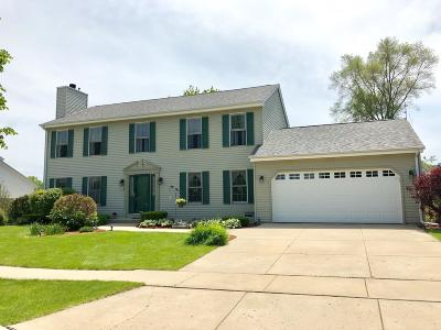 Kenosha Single Family Home Active Contingent With Offer: 3615 24th St