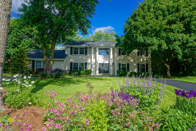 Brookfield Single Family Home Active Contingent With Offer: 17405 Lisa Ct