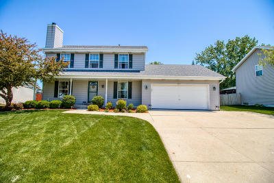 Oak Creek Single Family Home Active Contingent With Offer: 9652 S Burrell St