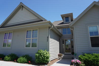 Waukesha Condo/Townhouse Active Contingent With Offer: 827 Conifer Ct