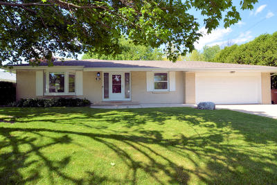 Glendale Single Family Home Active Contingent With Offer: 926 W Bender Rd