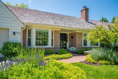 Mequon Condo/Townhouse Active Contingent With Offer: 10251 N Westport Cir #17A