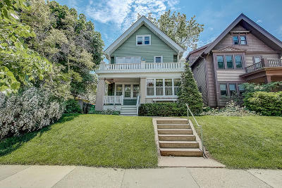 Shorewood WI Two Family Home For Sale: $319,900