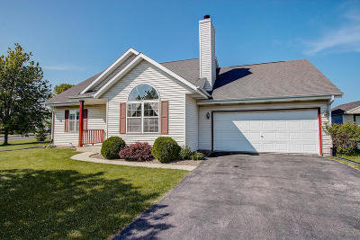 Belgium Single Family Home Active Contingent With Offer: 248 N Middle Rd