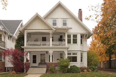 Milwaukee WI Two Family Home For Sale: $380,000