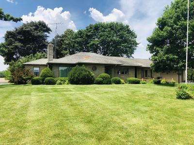 Elkhorn Single Family Home For Sale: N5705 Bowers Rd