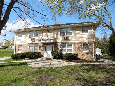 West Allis Multi Family Home Active Contingent With Offer: 1620 S 90th St