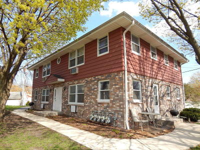 West Allis Multi Family Home Active Contingent With Offer: 1624 S 90th St