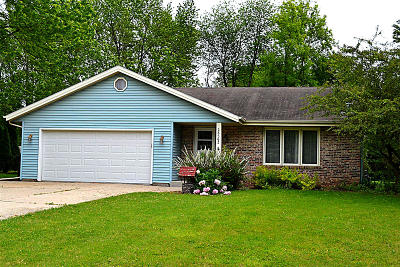 Wind Lake Single Family Home Active Contingent With Offer: 26563 Marion Ct