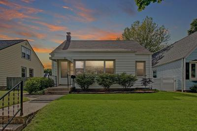 Milwaukee Single Family Home Active Contingent With Offer: 3775 S Logan Ave