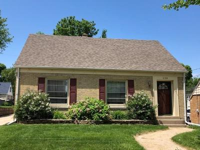 West Allis Single Family Home For Sale: 2129 S 94th St