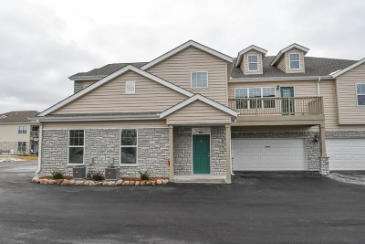 Pewaukee Condo/Townhouse For Sale: N17w26517 Meadowgrass Cir #19D