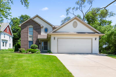 Oconomowoc Single Family Home Active Contingent With Offer: 1411 Clearwater Dr