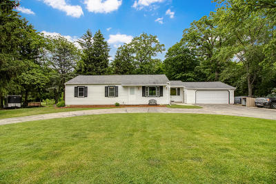 Jackson WI Single Family Home Active Contingent With Offer: $249,900