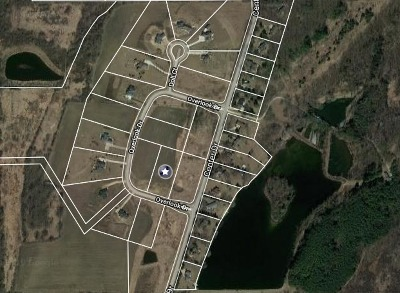 Mukwonago Residential Lots & Land For Sale: S109w24910 Overlook Dr #Lt15