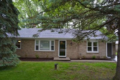 Hartland Single Family Home Active Contingent With Offer: 1300 Highway 83