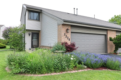 Oak Creek Condo/Townhouse Active Contingent With Offer: 7334 S Delaine Dr