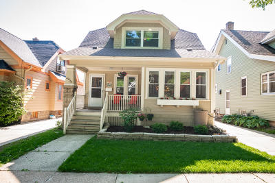 Wauwatosa Single Family Home For Sale: 2258 N 70th St