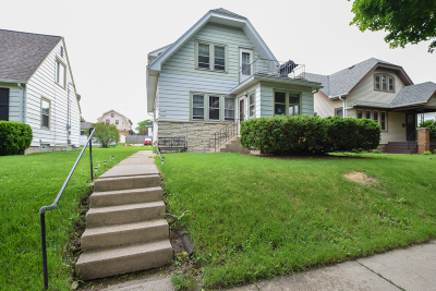 West Allis Two Family Home For Sale: 2117 S 65th St #2119