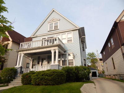 Milwaukee WI Two Family Home For Sale: $284,900