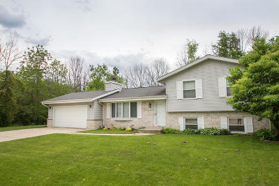 Muskego Single Family Home Active Contingent With Offer: S78w18253 Lions Park Dr