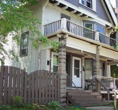 Milwaukee Two Family Home For Sale: 703 E Locust #705