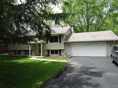 Mukwonago Single Family Home Active Contingent With Offer: W298s10781 Shady Ln
