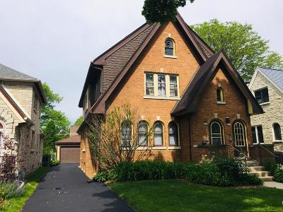 Wauwatosa Two Family Home Active Contingent With Offer: 2545 N 62nd St #2547