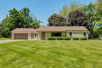 Brookfield Single Family Home Active Contingent With Offer: 4685 N 148th St