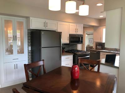 Oconomowoc Single Family Home Active Contingent With Offer: 603 W Highland Ave