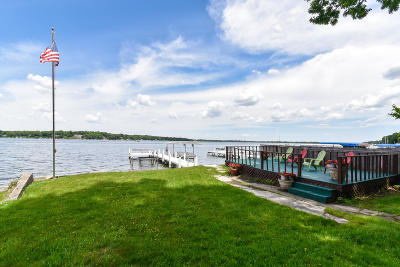 Delavan Single Family Home For Sale: 2813 South Shore Dr