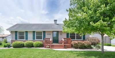 Jackson Single Family Home Active Contingent With Offer: W204n17061 Jackson Dr