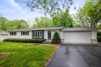 Oconomowoc Single Family Home Active Contingent With Offer: 934 High St