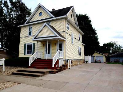 West Salem Single Family Home For Sale: 525 Hamilton St W